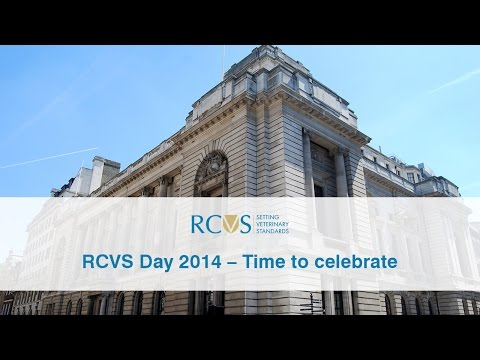 RCVS Day 2014 – Time to celebrate