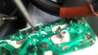 cara riset lampu indikator timing belt kijang LGXDiesel