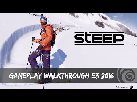 Steep Youtube Video
