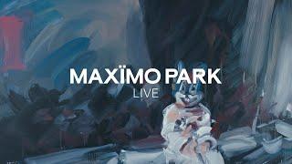 Maxïmo Park - Baby, Sleep (Live From The Coast)