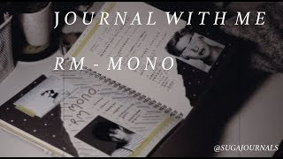(1) journal with me : mono - rm