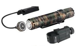 Olight M2R PRO WARRIOR - perfect tactical flashlight?