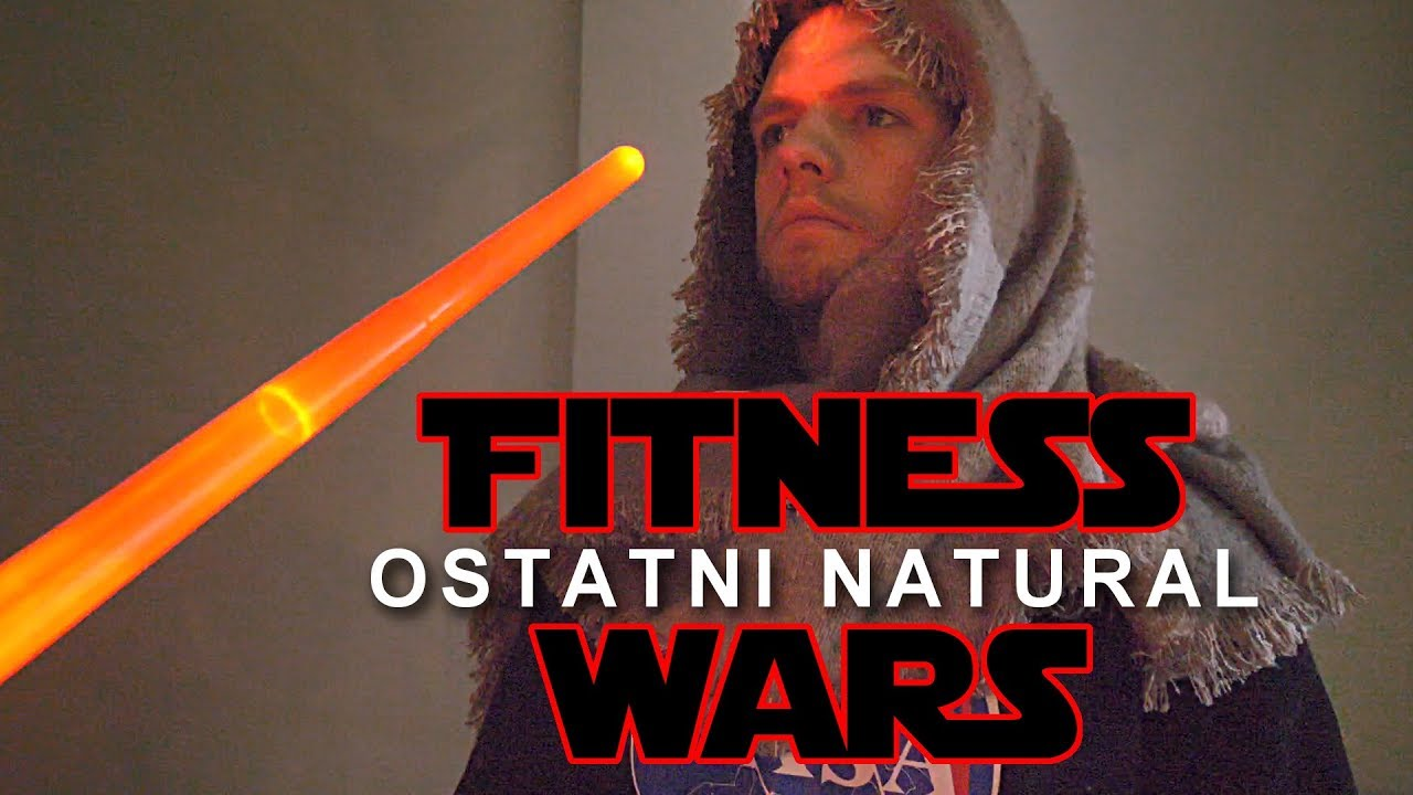 Fitness Wars – Ostatni Natural (Star Wars Parodia)