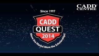 cadd quest 2014