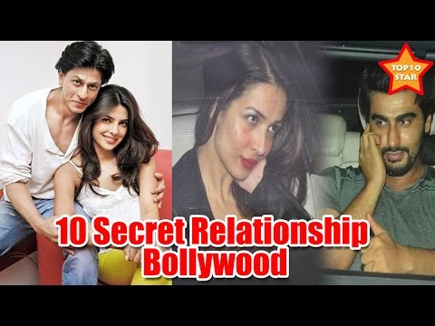 10 secret relationships in Bollywood that shocked the world!