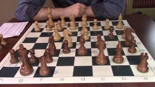 Tournament Chess: GM Samuel Sevian vs. IM Bartholomew [Round 1]