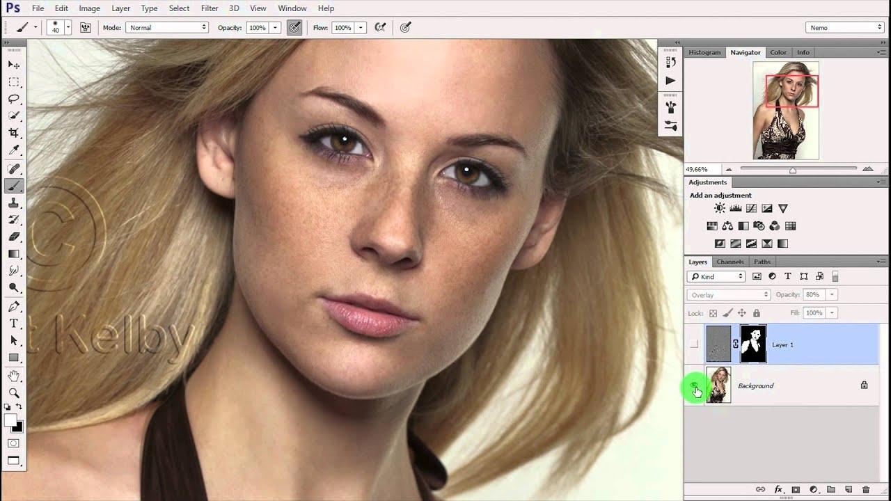 Экшен для фотошопа пакетная ретушь