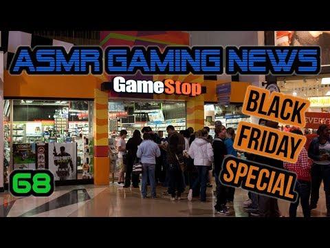 ASMR Gaming News (68) Black Friday Game Sales Special, Pokemon, PUBG, Valkyria Chronicles 4 + More!