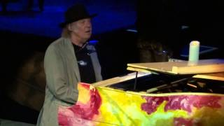"Neil Young ""Love in Mind"""