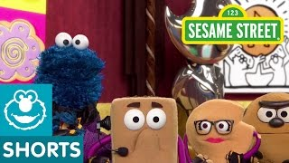 Sesame Street: Chaos at the Costume Party (Smart Cookies)