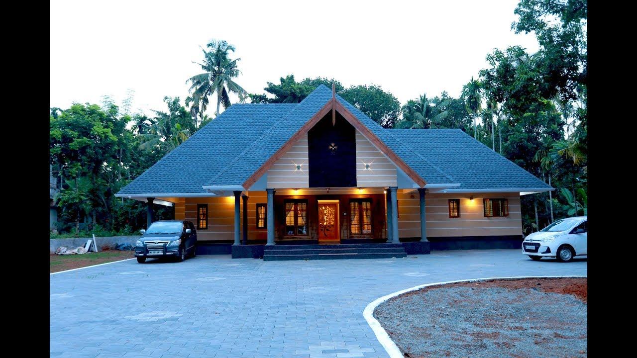 European style 4 Bed Room Home   Best Interior Designers in Kochi, Kerala    Greentech Interiors