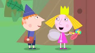 Ben and Holly's Little Kingdom - Dress Up King Thistle With Ben and Holly  | HD Cartoons for Kids