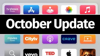 How to Update Apple TV to the latest tvOS - October 2020