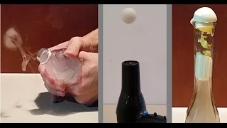 10 Simple Experiments with Pressure