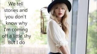 Begin Again-Taylor Swift-Lyrics