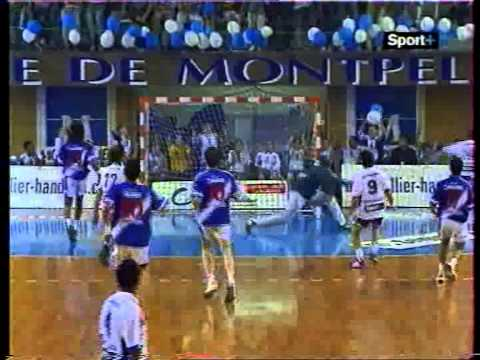 L'intégralité de la Finale retour de la league des Champions de handball 2003 MHB/Pampelune
