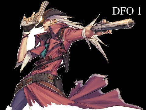 DFO MALE RANGER- DAILY'S AND SCENARIO QUESTS