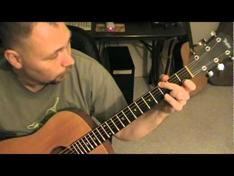 The World I Know -Collective Soul (guitar lesson) - YouTube