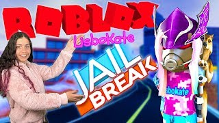 ROBLOX Jailbreak | & Mad City ( March 22 nd ) Live Stream HD