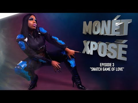 Monét Xposé AS4: Snatch Game of Love (Jenny Bui Exclusive!)