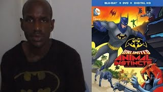 Batman Unlimited Animal Instincts  Film Review