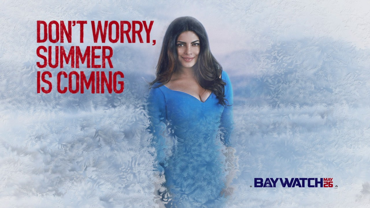 """Baywatch (2017)- """"Victoria Leeds"""" Motion Poster- Paramount Pictures"""