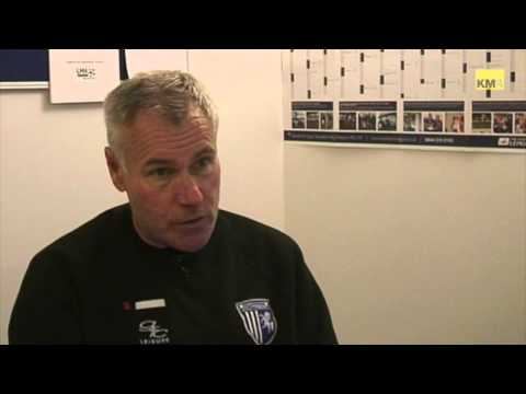 Peter Taylor's latest KMTV interview