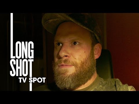 """Long Shot (2019 Movie) Official TV Spot """"Salute"""" – Seth Rogen, Charlize Theron"""