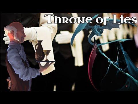 Throne of Lies: Investigative Butler