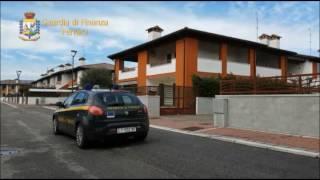 Guardia di Finanza - Sequestro residence