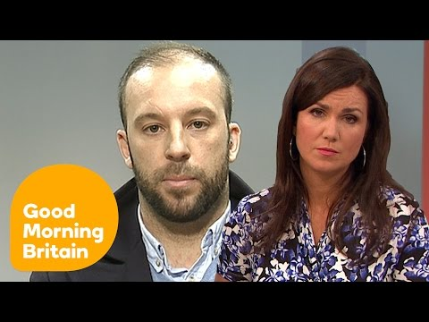 Susanna Reid Tears Up Talking To Hero Who Saved Drowning Baby   Good Morning Britain