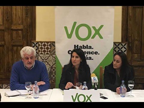 Presentación de VOX Leganés (06/04/2017)