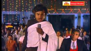 "Naa Thalli Meeda Aana - ""Telugu Movie Full Video Songs""  - Nene Rajinikanth(Rajinikanth,Ambika)"