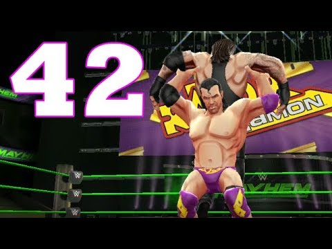 Download WWE Mayhem - Razor's Edge - Part 42 [Season 14 Episode 2/3] - Android Gameplay