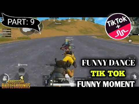 Download PUBG FUNNY DANCE AND MOMENT PART: 9 || XYZ CREATION