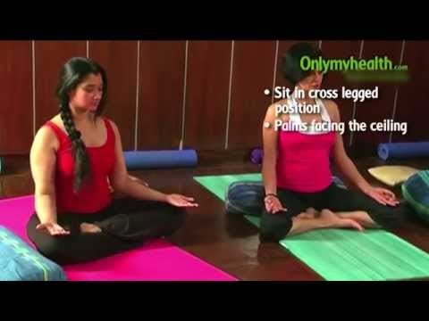 breathing exercise yoga for stress relief  onlymyhealth