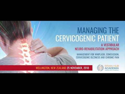 Managing the Cervicogenic Patient - Wellington, NZ