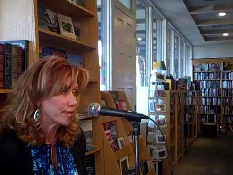 Sonia Marsh at Bank of Books in Malibu, California 2 9 13