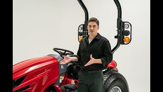 Download TYM T25 트랙터 리뷰 영상_New tractor review video