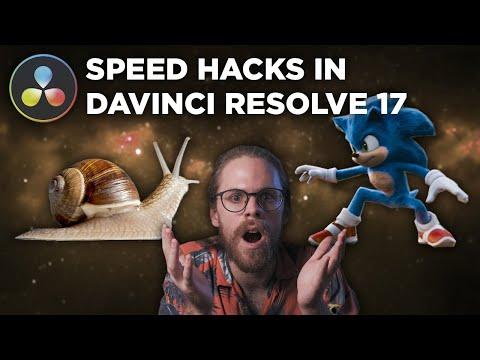 5 Editing Tricks in Davinci Resolve 17 - EDIT FASTER!