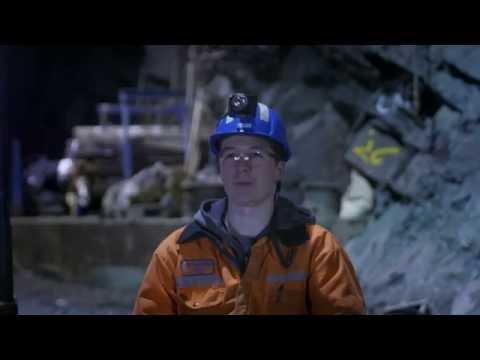 At Glencore Raglan Mine, Canada: We develop a skilled workforce in mining