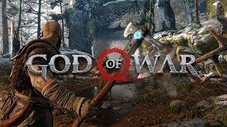 God of War 2018 (05) Opadający sufit