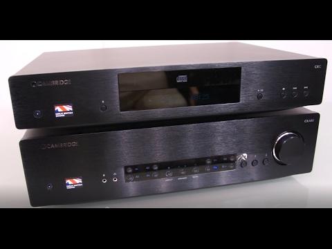 Cambridge Audio CXC + CXA80 Test di Sbisa' www audiocostruzioni com