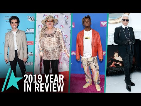 Theresarockface - Before We Leave 2019, Remember the Celebrities That We Lost