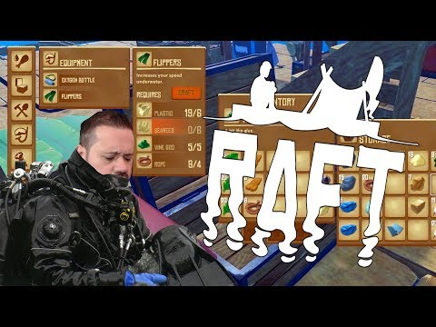Flippers | Raft Gameplay | S3 E5