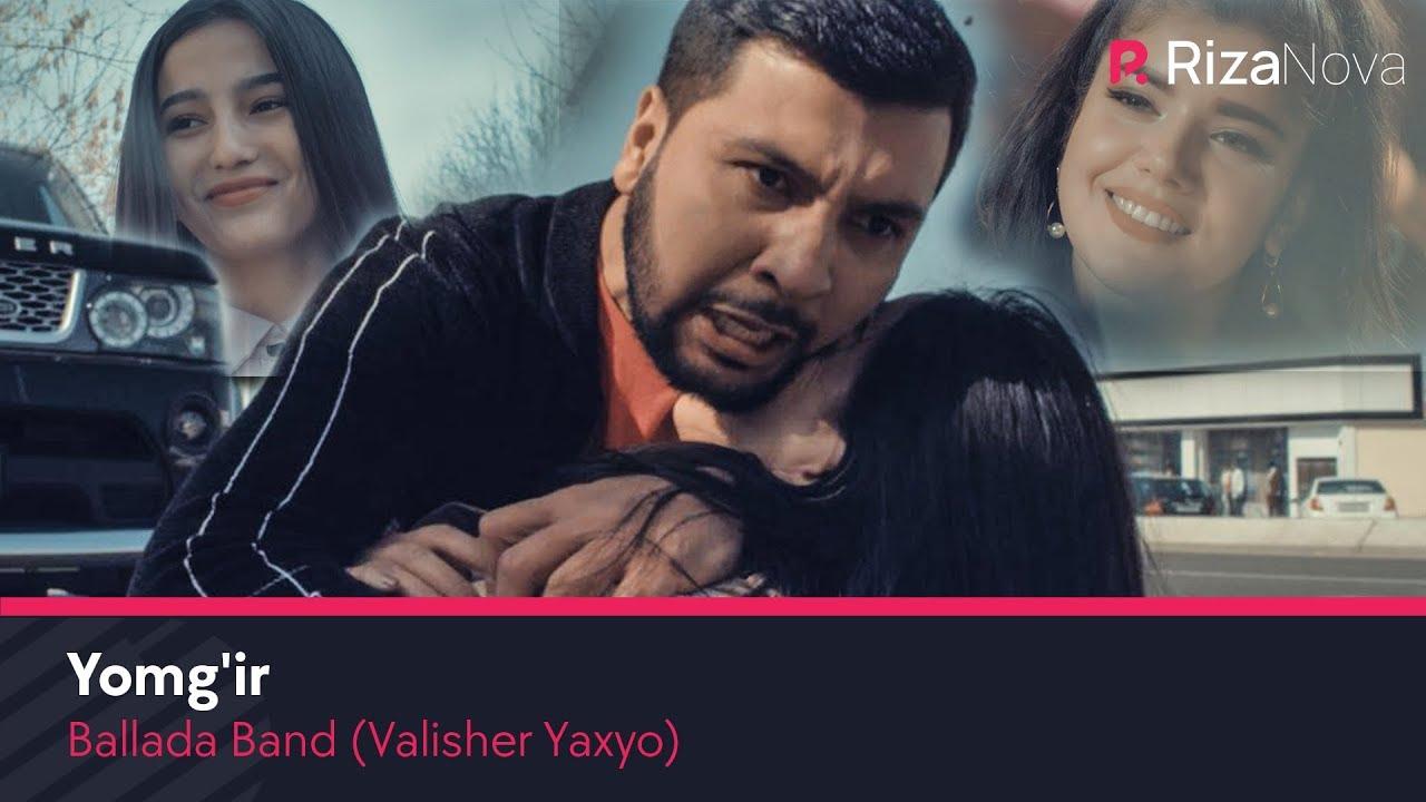 Ballada Band (Valisher Yaxyo) - Yomg'ir   Баллада Бэнд (Валишер Яхё) - Ёмгир