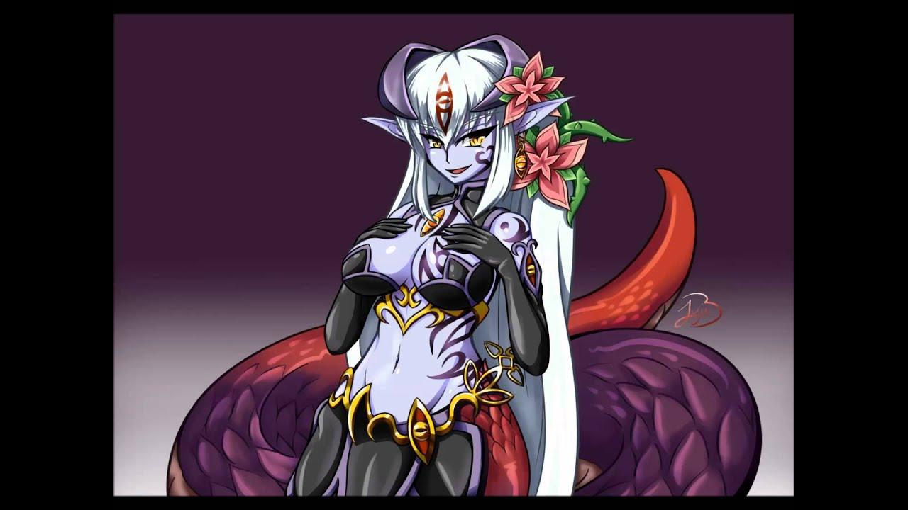 Monster girl quest: succubuss fantasy
