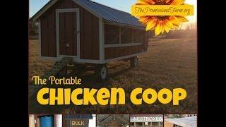 Chicken Tractor Coop