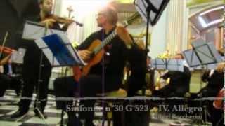 FIAS 2013 Luigi Boccherini, Sinonia N30 G523, III Allegro (Quasi Minuetto) con gitarra obligata
