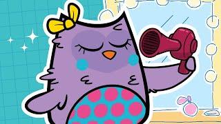 Bad hair day - Bubu FUN - Bubu and the Little Owls